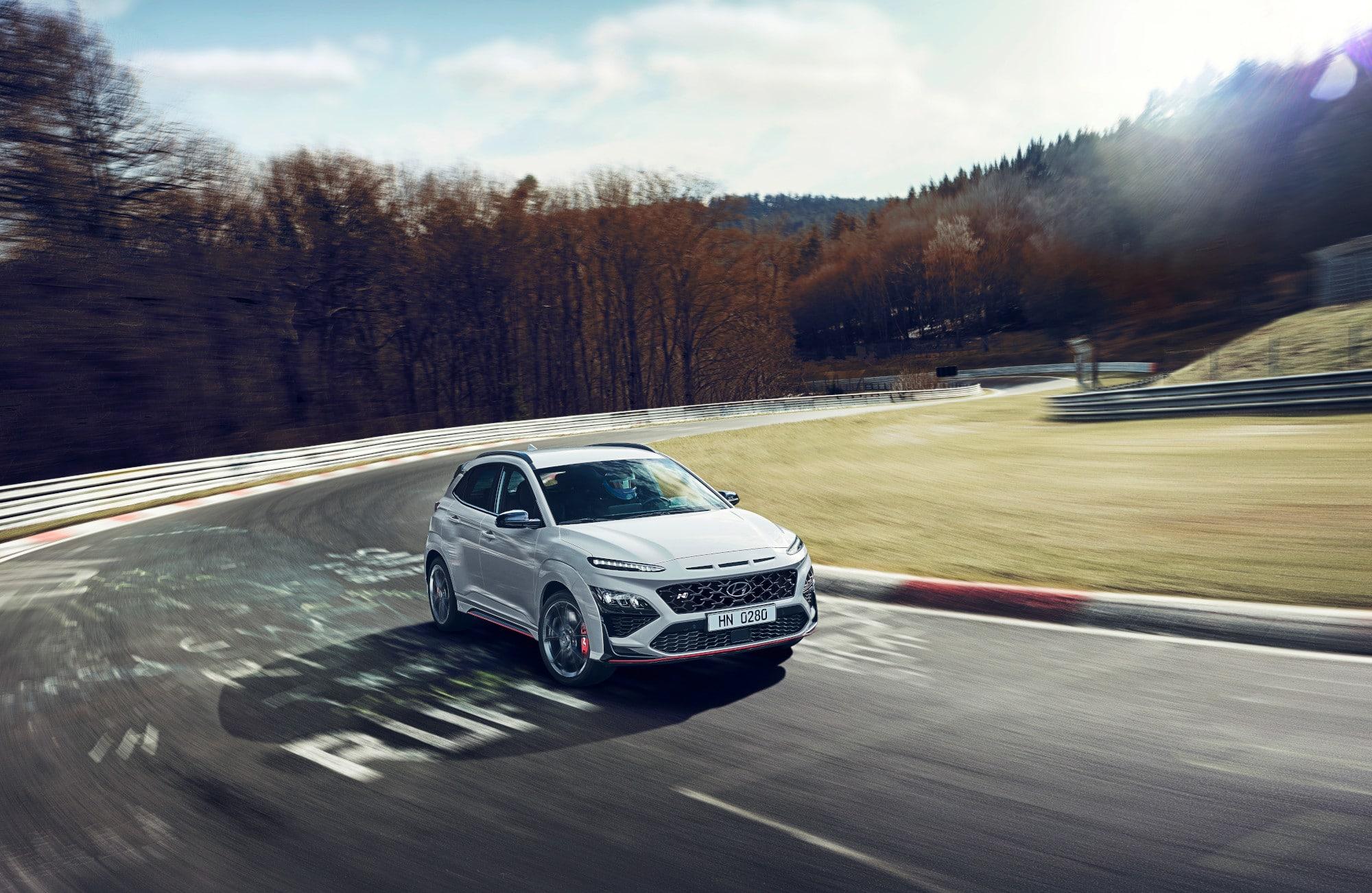 Hyundai Kona N, un SUV con personalidad deportiva