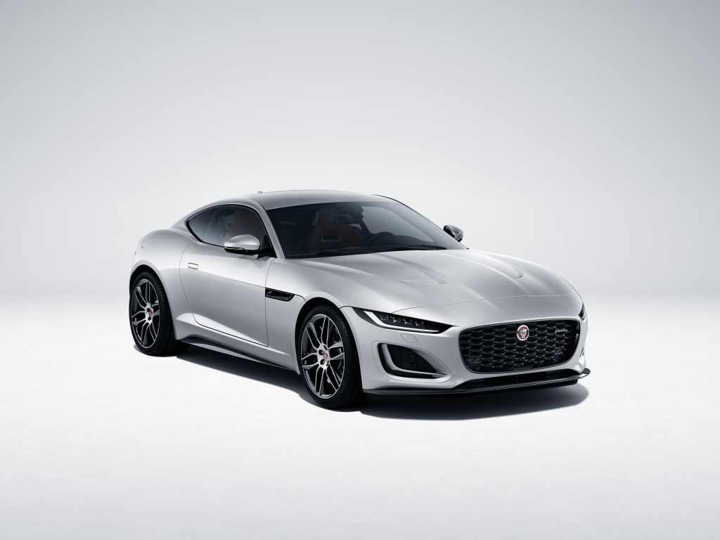 Jaguar F-Type R-Dynamic Black, lujo y desempeño