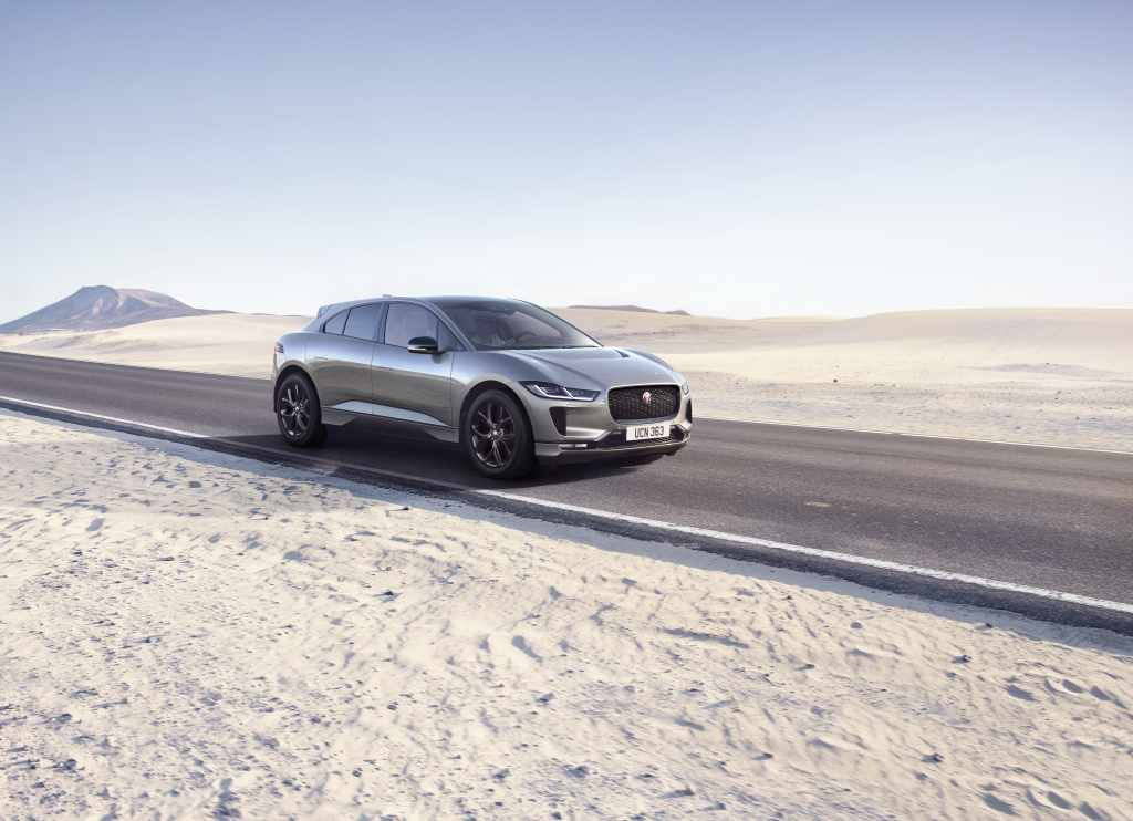 Jaguar I-Pace Black, exclusividad eléctrica