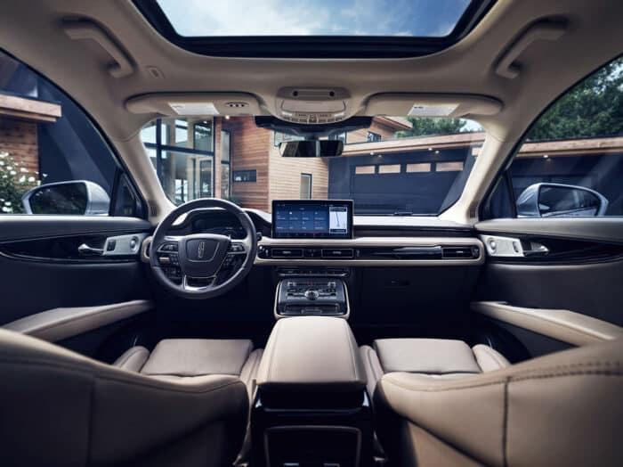 Lincoln Nautilus 2021 se renueva