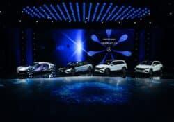 Lo mejor del Auto Show de Shanghái: ¡más autos eléctricos!