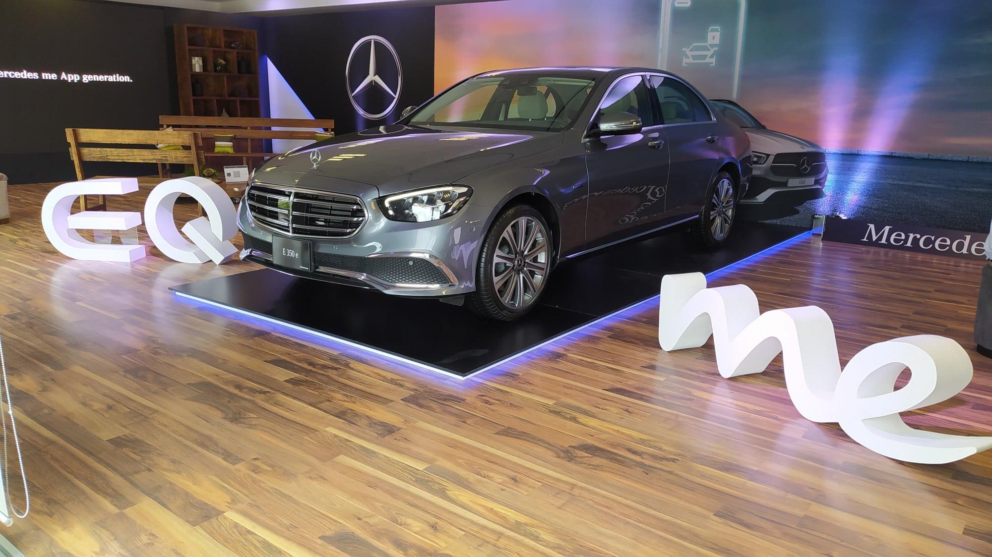 Mercedes-Benz estrena aplicaciones en México