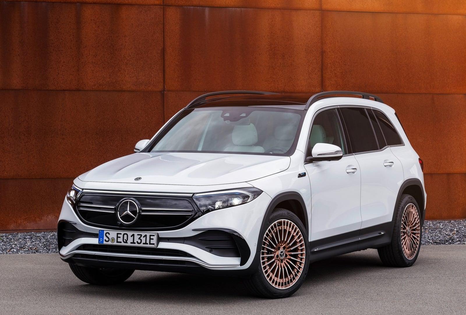 Mercedes EQB, el eléctrico familiar