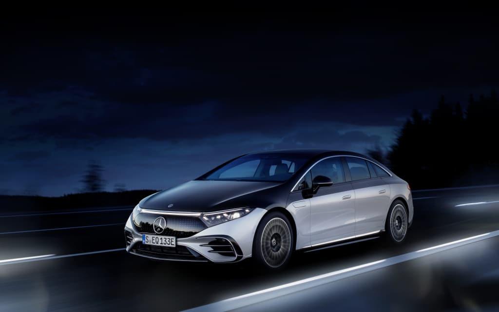 Mercedes EQS, el futuro se anticipó