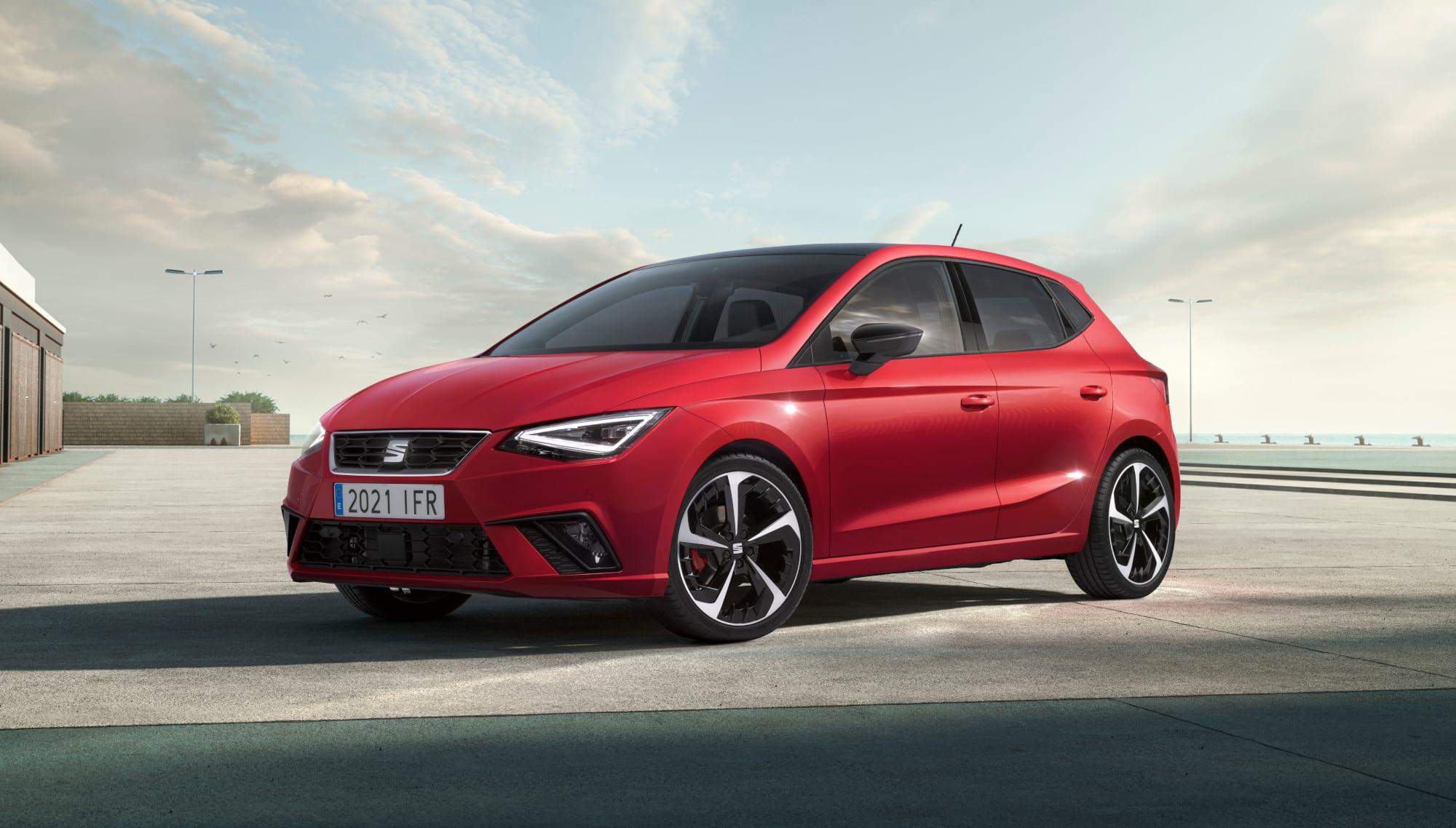 Presentan un nuevo SEAT Ibiza más tecnológico