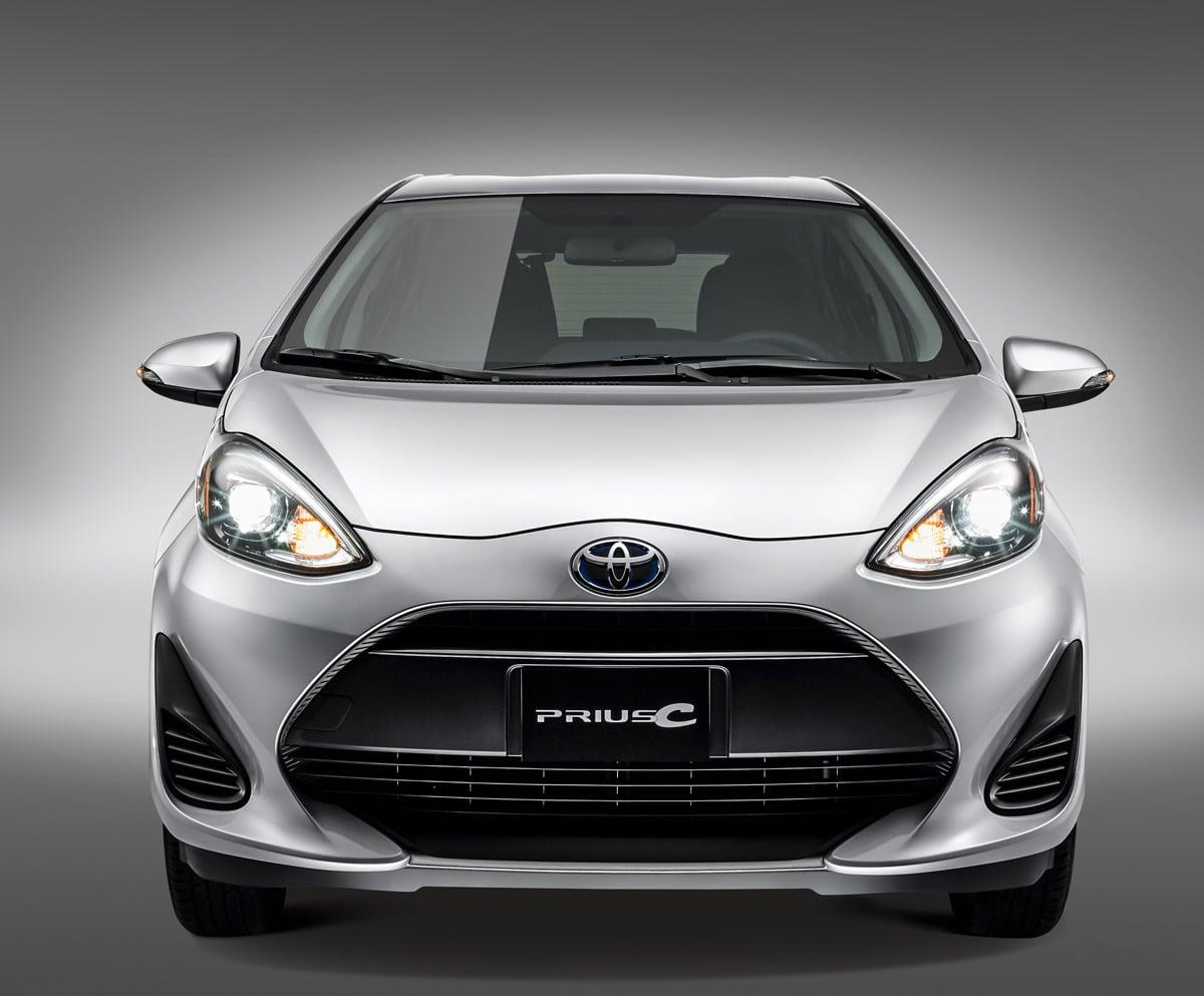 Más del 33% de las ventas de Toyota en marzo fueron modelos híbridos