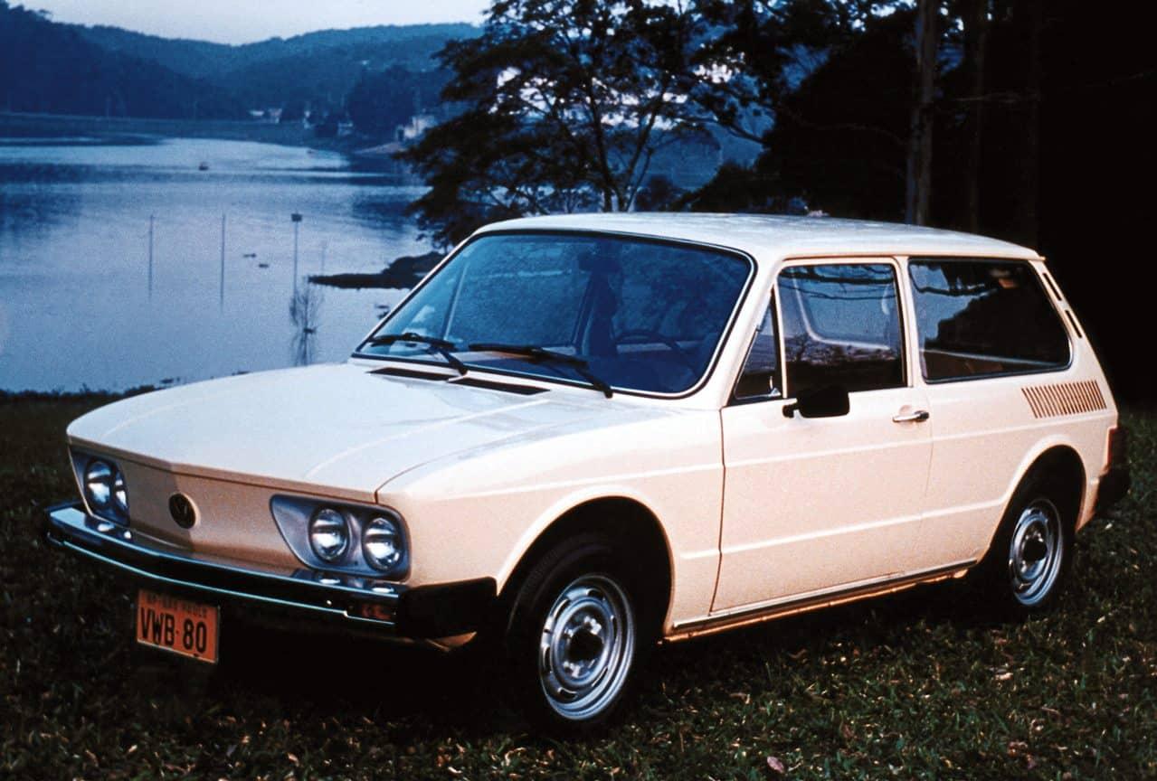 Volkswagen Brasilia 1974