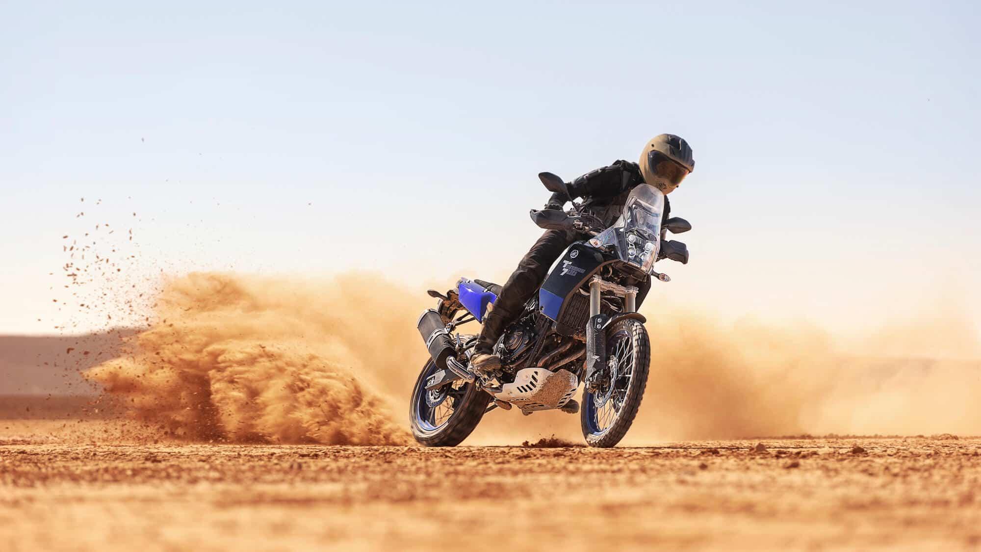 Yamaha Ténéré 700, la doble propósito en estado natural