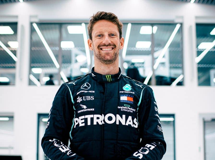 Romain Grosjean se despedirá de la F1 con un test con Mercedes