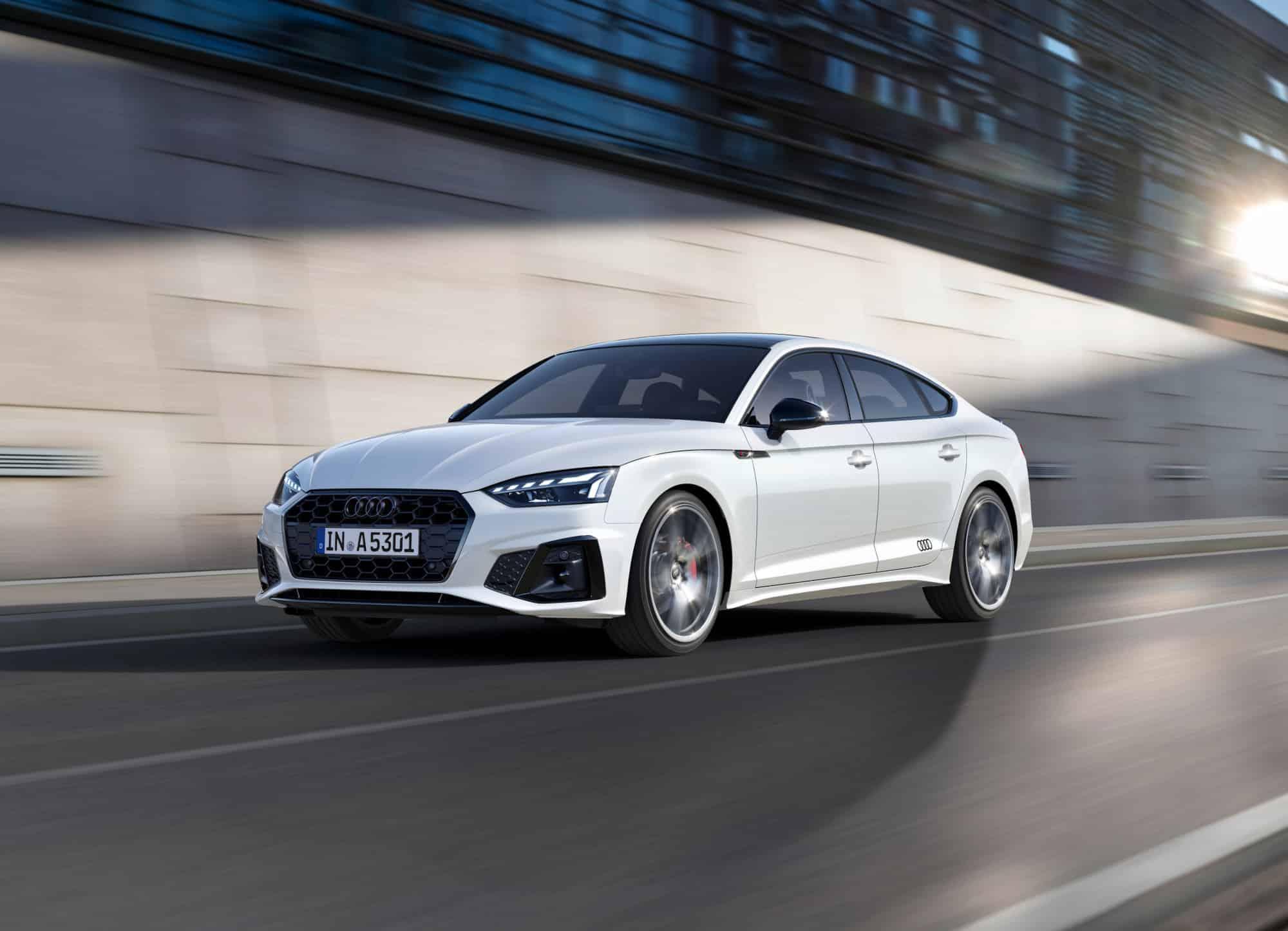 Audi estrena acabados para A1, A4, A5, Q7 y Q8