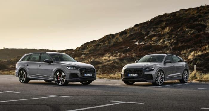 Audi Q7 y Q8