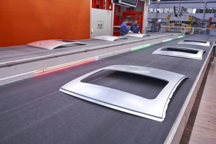 BMW acero verde recicados reciclaje 2