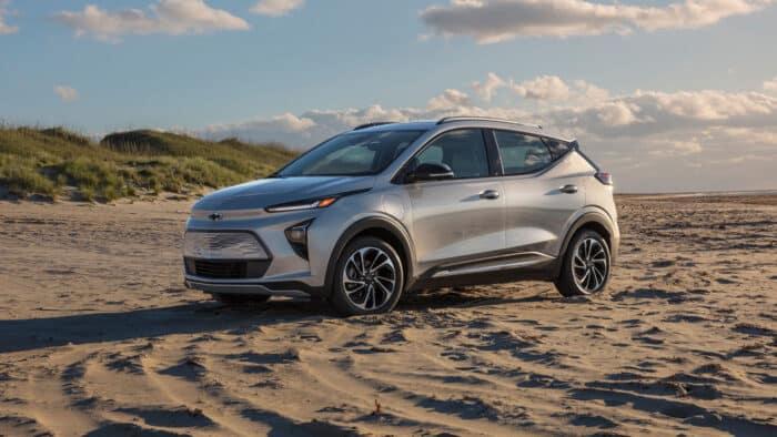 Chevrolet confirma la llegada de Bolt EUV 2022