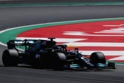 Lewis Hamilton asegura la victoria en el Gran Premio de España