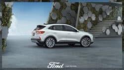 Llega la nueva gama Ford Escape híbrida 2021