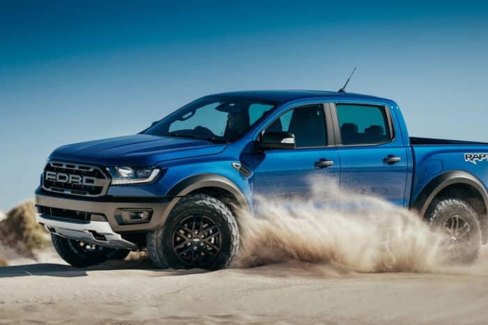 Por primera vez en México, Ford Ranger Raptor 2021