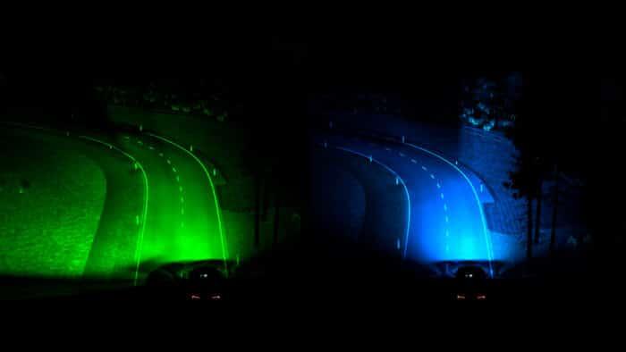 Ford iluminación