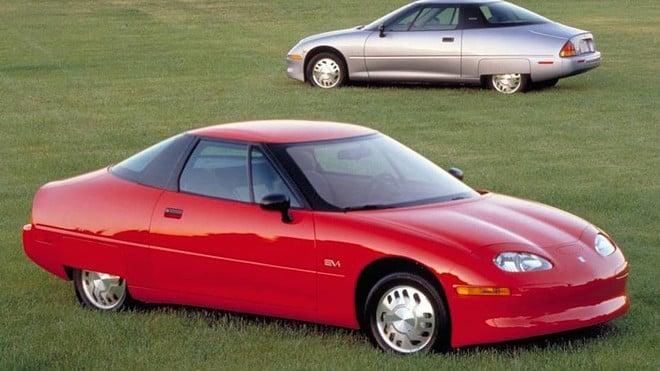 General Motors EV1: el primer paso a la electrificación