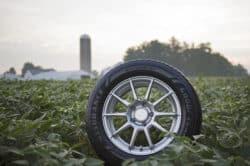 Goodyear Assurance WeatherReady in Soybean Field neumáticos llantas