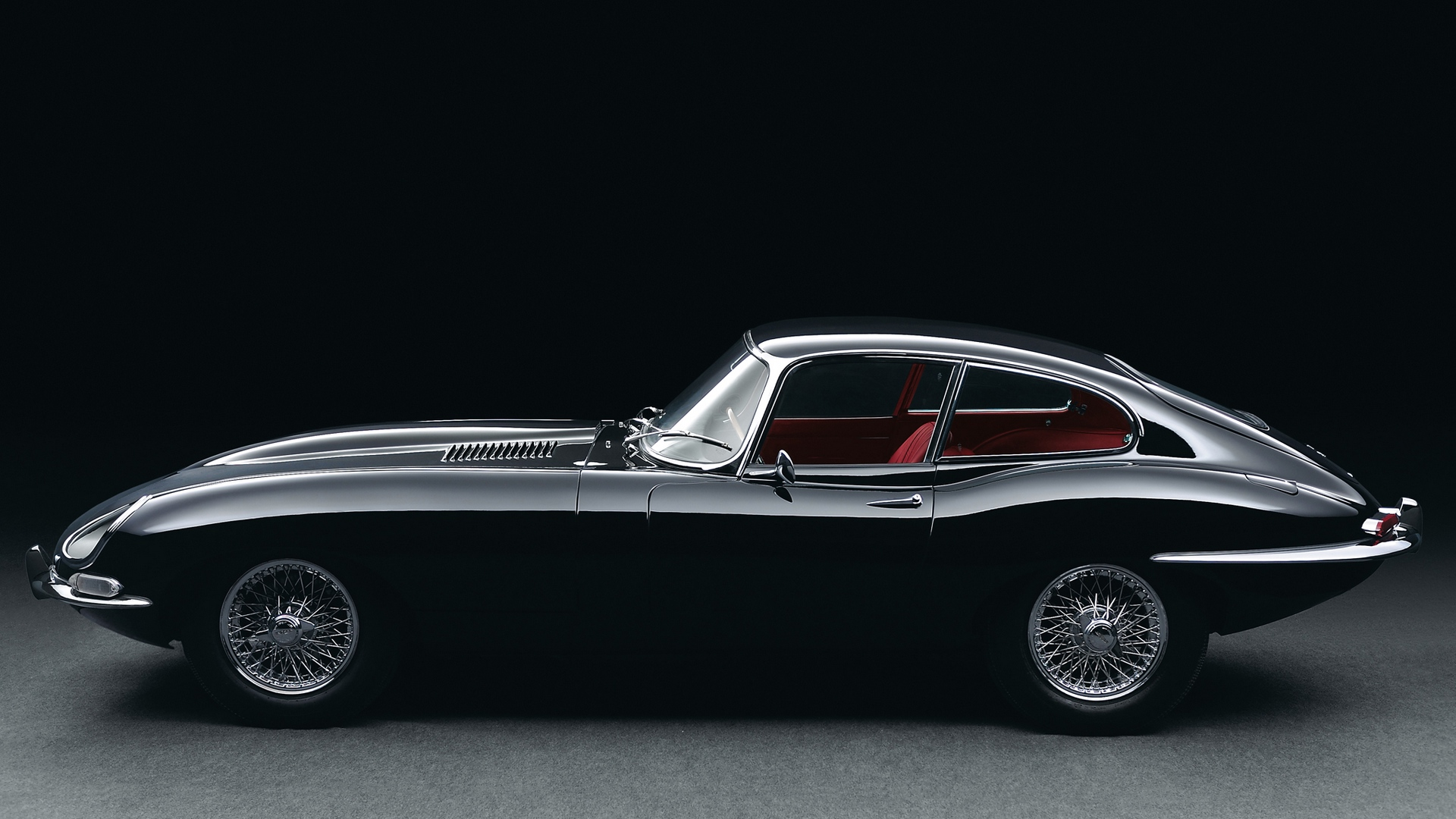Jaguar E-Type: un tipo de belleza inigualable