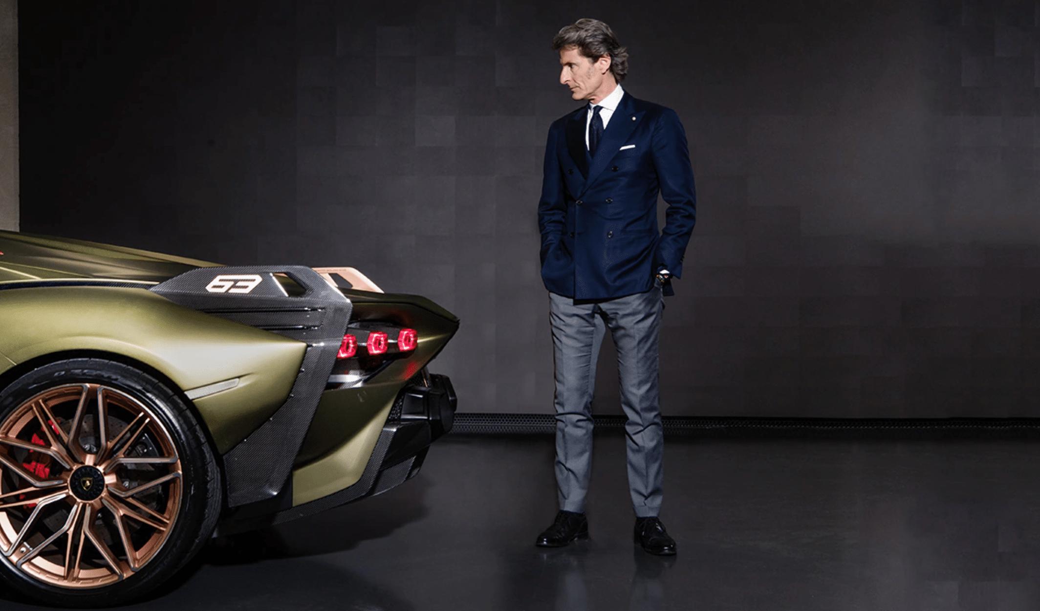 ¿Cuándo saldrá al mercado el primer eléctrico de Lamborghini?