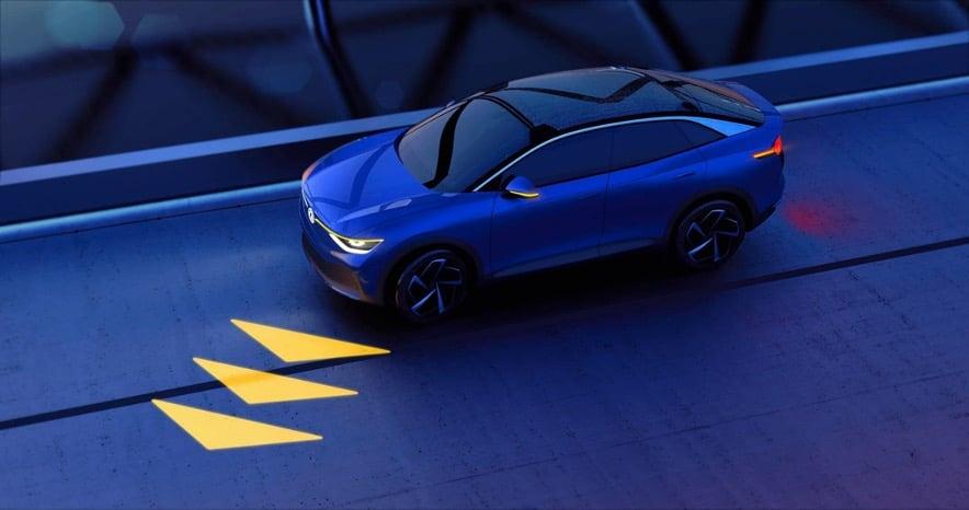 Luces VW iluminación