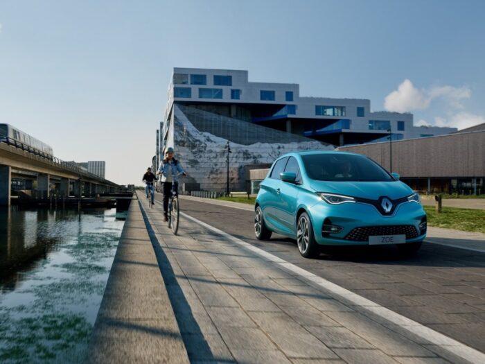 Renault confirma eléctricos en México