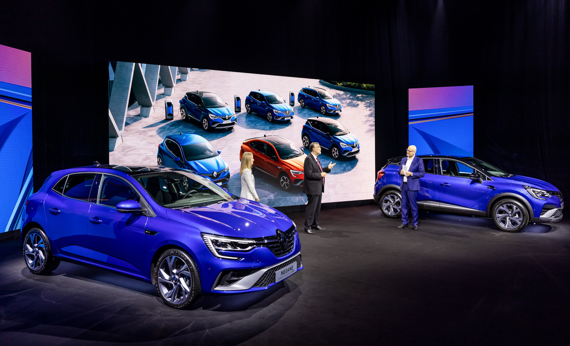 Renault, una propuesta moderna, más ecológica con tecnología sustentable