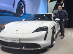 Porsche Taycan, cuando la experiencia de tenerlo no tiene precio