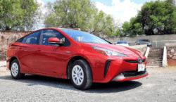 Toyota Prius 2021 a prueba: más emoción, menos emisiones