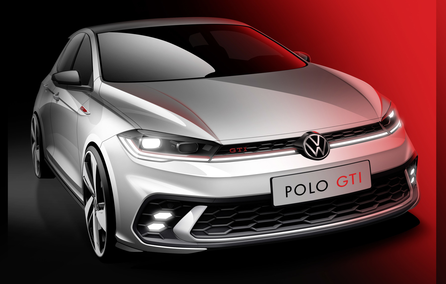 Un vistazo al nuevo Polo GTI