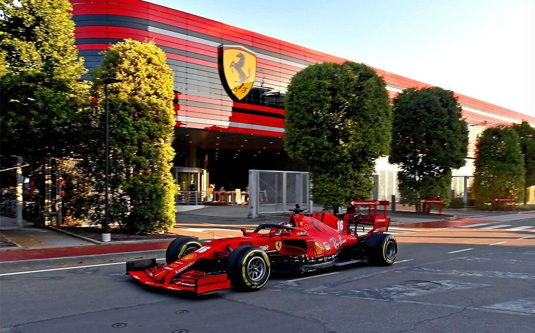 Ferrari consigue la acreditación medioambiental de tres estrellas de la FIA