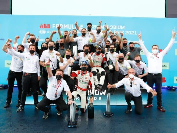 Lucas di Grassi conquistó el ePrix de Puebla