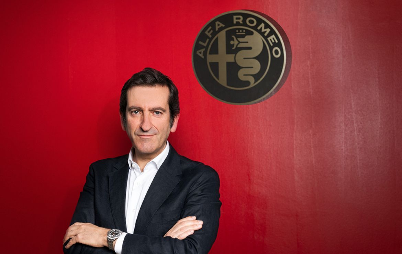 Alejandro Mesonero-Romanos encabezará el diseño de Alfa Romeo
