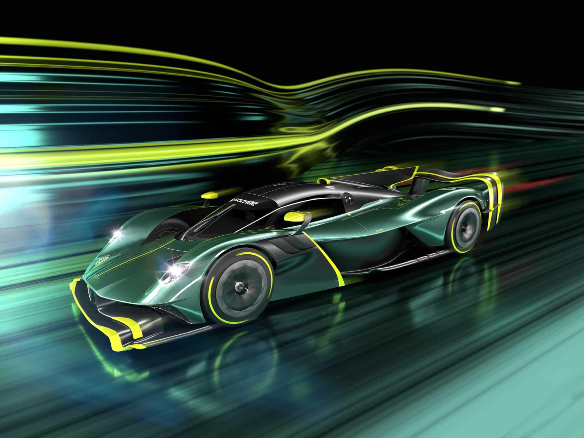 Aston Martin Valkyrie AMR Pro, el más radical