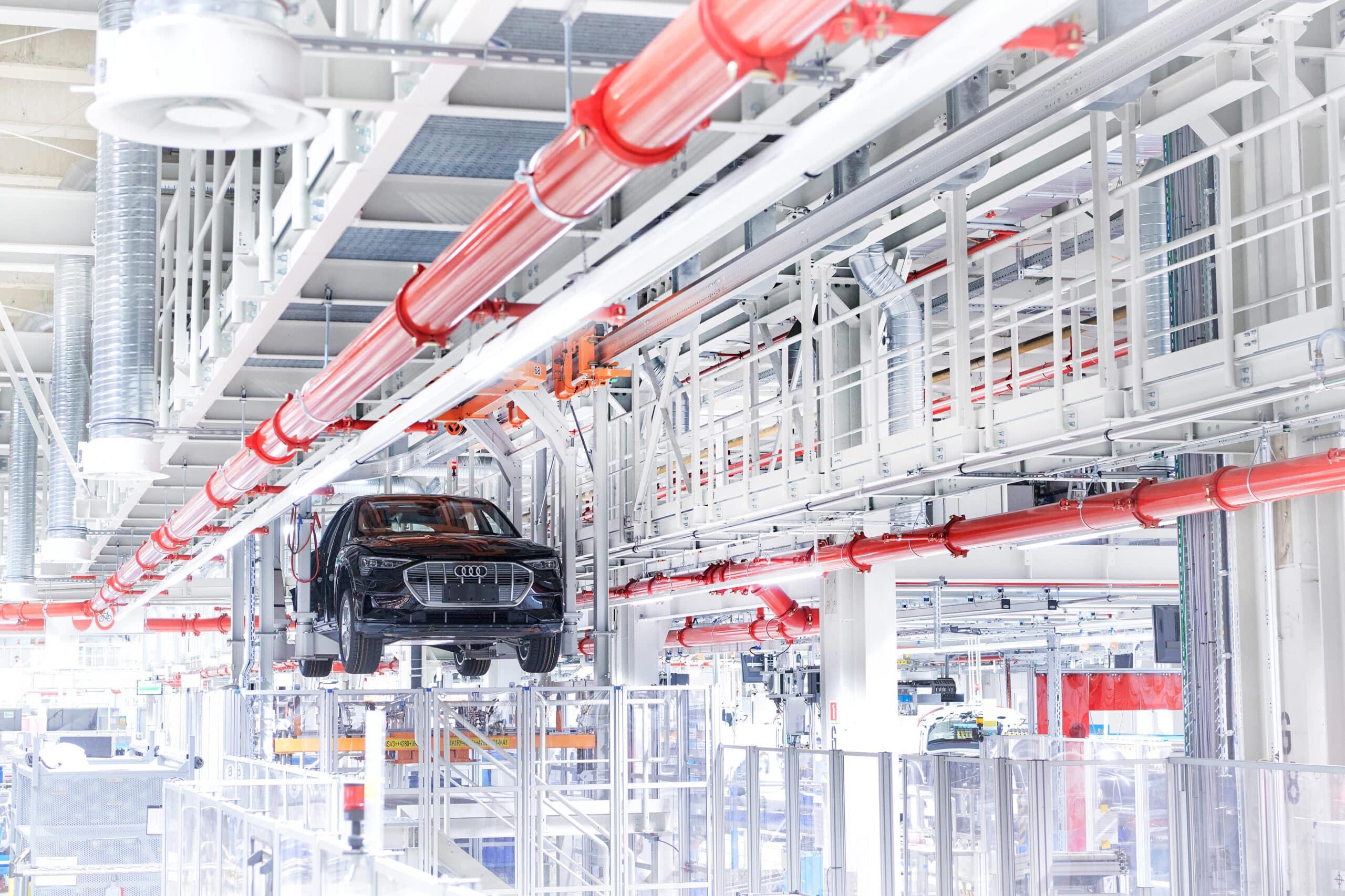 ¡Tecnología verde! Audi comparte sus proyectos y soluciones ambientales