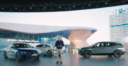 El trío eléctrico de BMW: i4, i4 M50 e iX, ¡con un BMW iX M60 en 2022!