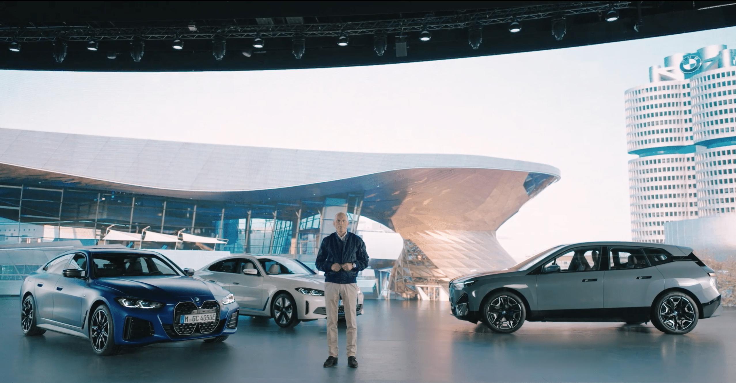 BMW i4, i4 M50 e iX