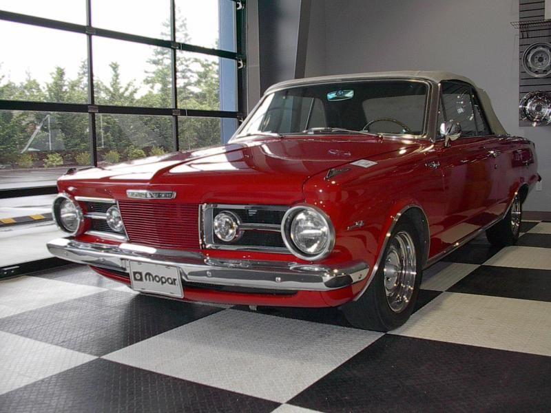 Chrysler Valiant Acapulco: así es como lo hacemos nosotros