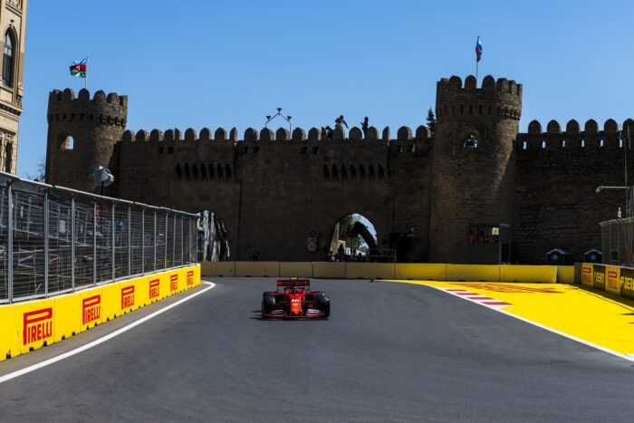 Gran Premio de Azerbaiyán: horarios y cómo verlo