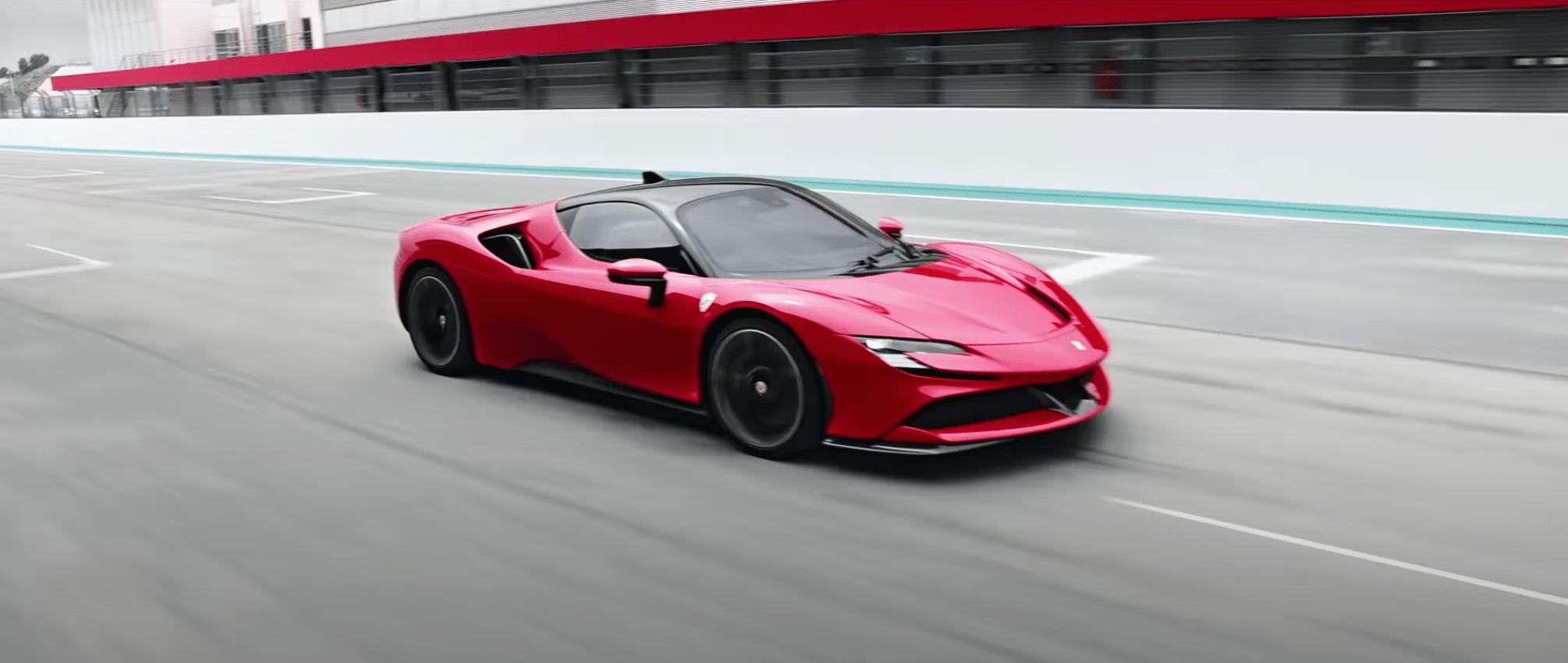 ¿Ferrari también se volverá eléctrico?