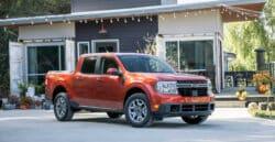 Renace en una pick-up, vuelve Ford Maverick