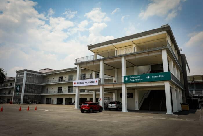 El Autódromo Hermanos Rodríguez dejará de ser hospital COVID