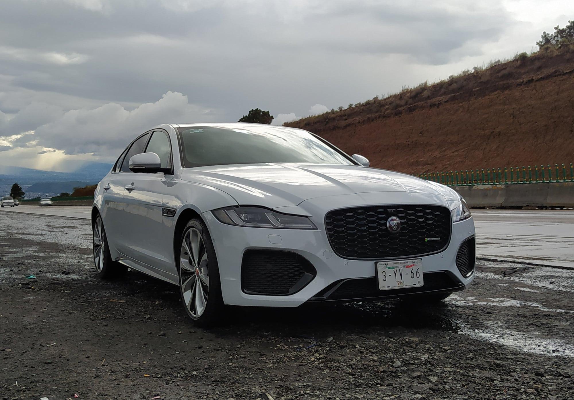 Jaguar XF, una nueva dimensión de lujo y confort