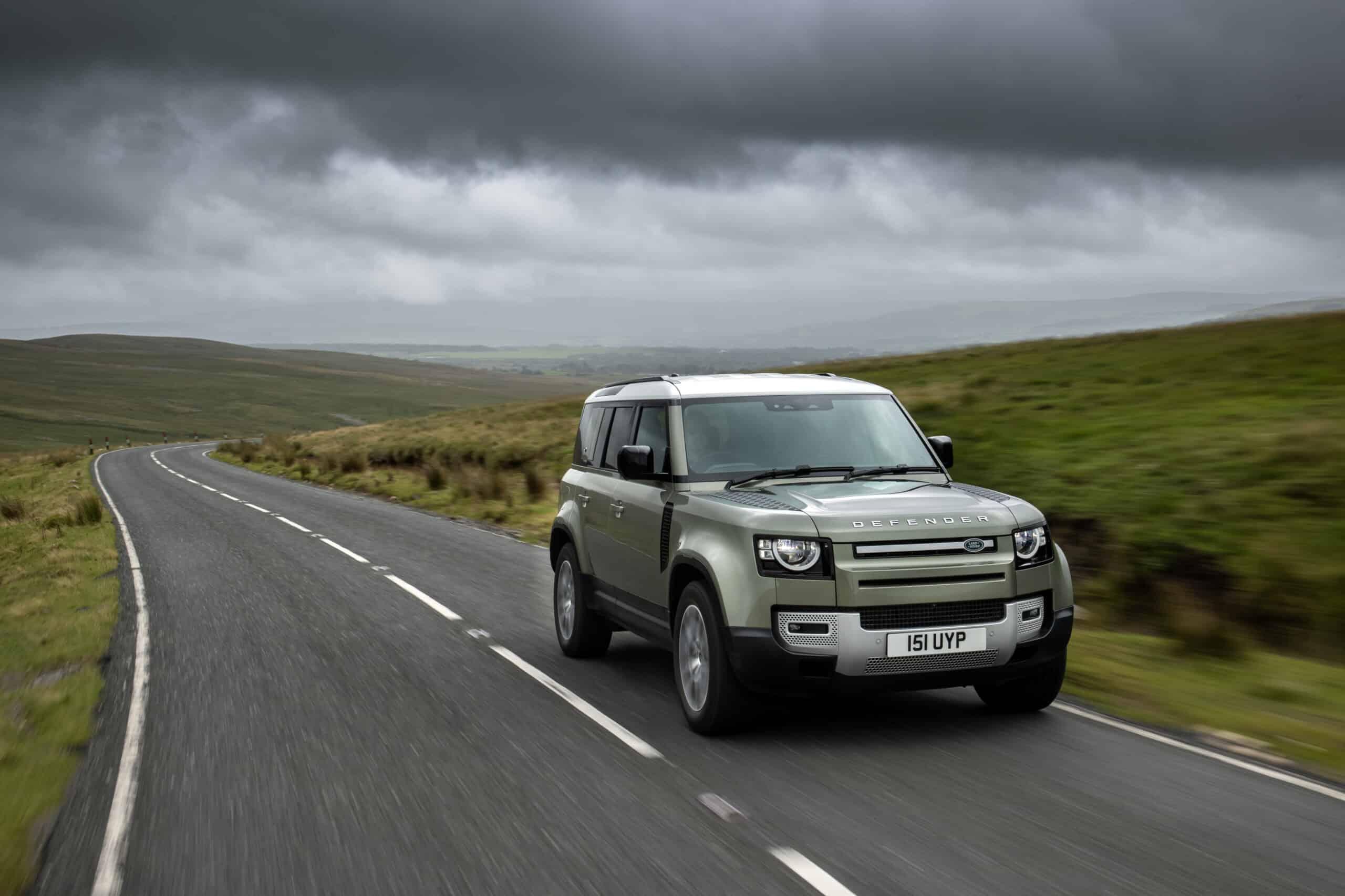 ¿Un Land Rover Defender de hidrógeno? La marca trabaja en prototipo