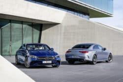 Mercedes-Benz CLS, se renueva el emblemático modelo
