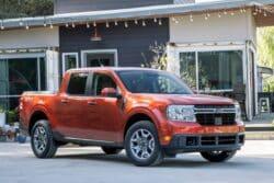 Ford Maverick la nueva pick up compacta y poderosa del óvalo azul