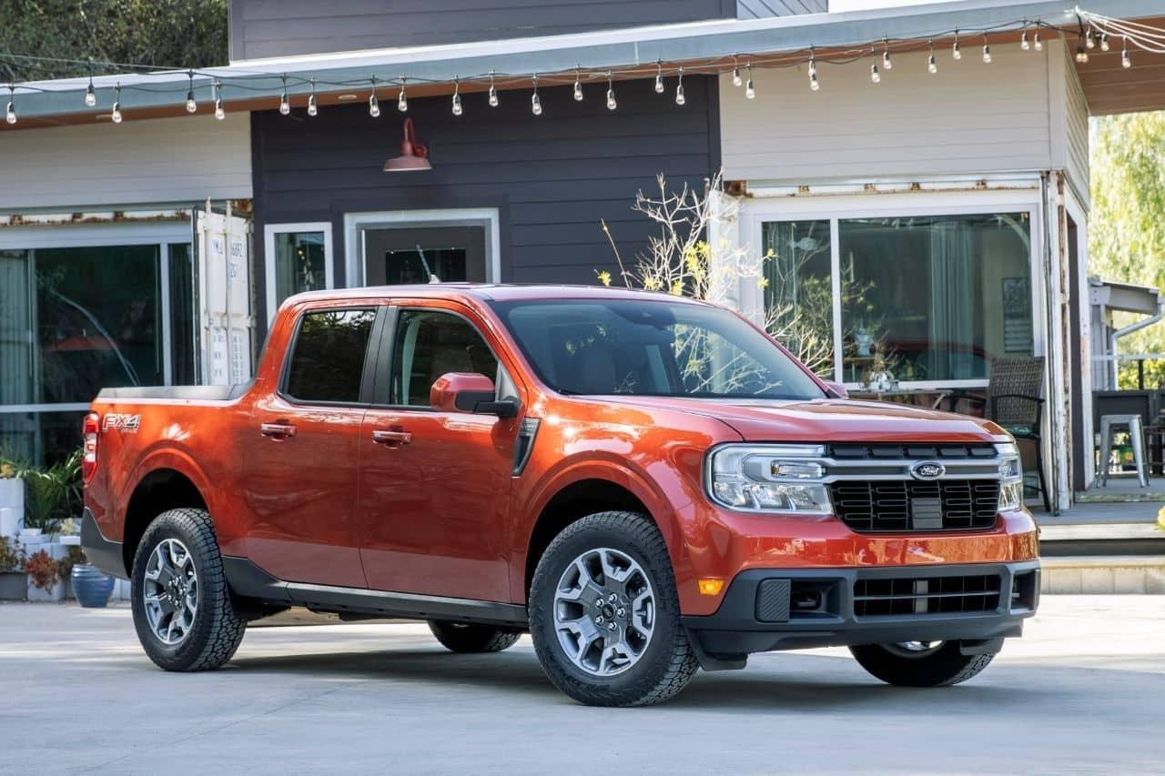 Ford Maverick, la nueva pick up compacta y poderosa del óvalo azul