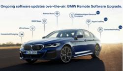 ¿Qué son las actualizaciones inalámbricas OTA, o por aire, de los autos?