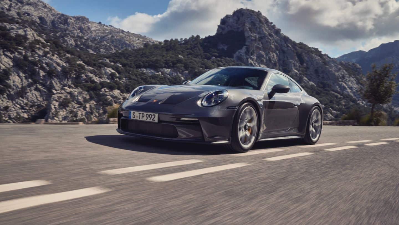 Porsche 911 GT3 con paquete Touring